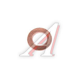 Шайба 6.0х10.0х1.0 медная (плоская) РИПУС ШМ 6.0х10.0-1.0-П