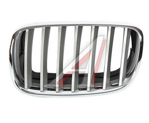 Решетка радиатора BMW X5,X6 декоративная левая OE 51137185223