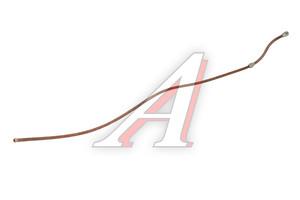 Трубка тормозная УРАЛ от компресора к регулятору давления 2-я СБ L=1740мм/d=14мм медь (ОАО АЗ УРАЛ) 4320-3506182-10
