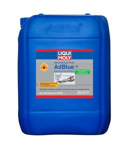 Жидкость адсорбирующая (аммиачная добавка) 20л LIQUI MOLY AdBlue LM, LM 8835