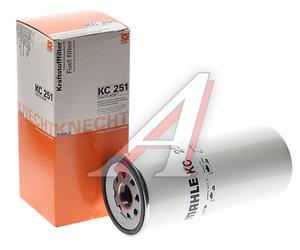 Фильтр топливный MAN RENAULT Magnum VOLVO FH12 (03-) MAHLE KC251, KC251/KC300, 20976003