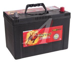 Аккумулятор BANNER Running Bull 95А/ч обратная полярность EFB 6СТ95 595 00
