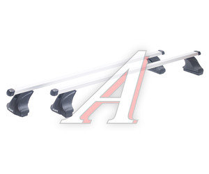 Багажник HYUNDAI Solaris хетчбек (11-) прямоугольный алюминий комплект АТЛАНТ 7307,