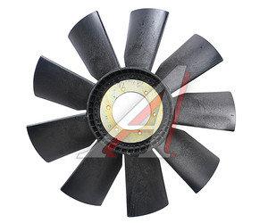 Вентилятор КАМАЗ-ЕВРО 660мм (дв.740.30,31 до 2007 г.) ТЕХНОТРОН 740.30-1308012