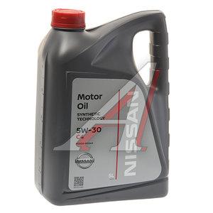Масло моторное KE900-90043 дизельное синт.5л (европа) SAE5W30 NISSAN KE900-90043, NISSAN 5W30