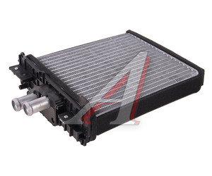 Радиатор отопителя ВАЗ-1118,2170 алюминиевый (с кондиционером) LUZAR 2170-8101060, LRh 01182b, 21110-8101060-00