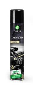 Полироль пластика глянцевая ваниль 750мл GRASS GRASS, 120107-4,