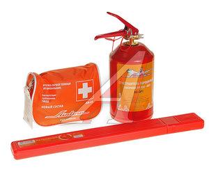 Набор автомобилиста (огнетушитель ОП-1,аптечка,знак AT-01) ''ЭКО'' AIRLINE ANA-00