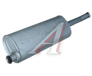 Глушитель ГАЗ-3302,3221 дв.CUMMINS 2.8 НТЦ МСП 3221-1201008-50