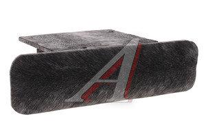 Подлокотник ГАЗ-3302 декоративный с ящиком черный ЖУКОВ-1