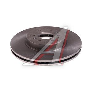 Диск тормозной KIA Mohave (08-) передний (1шт.) VALEO PHC R2057, 51712-2J100