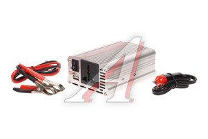 Преобразователь напряжения (инвертор) 12V-220V+USB, 600Вт AVS 43112, AVS-600W