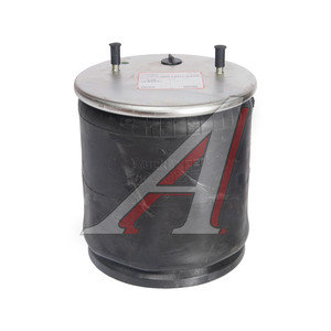 Пневморессора SAF (пластиковый стакан,2шп.M12 смещены,1отв.M22х1.5,низ отв.M16мм) TRUCKEXPERT MD14022KP05, 4022NP05