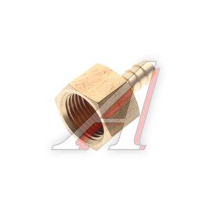 """Переходник для компрессора F1/2"""" внутренняя резьба """"елочка"""" 8мм FFH08/05, PN-FFH08/05"""