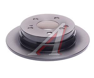 Диск тормозной MERCEDES C (W202) (93-00) задний (1шт.) TRW DF1583, A202423001264