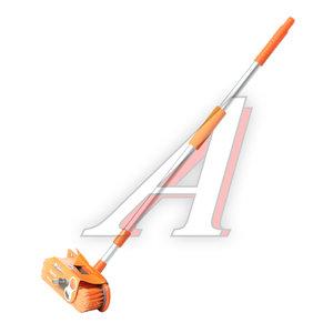 Щетка для мытья автомобиля 130см с телескопической ручкой AIRLINE AB-H-03,