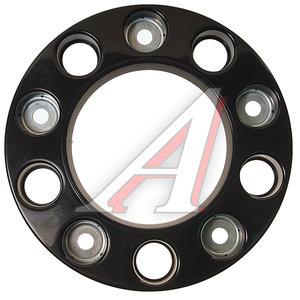 Колпак колеса R22.5 переднего пластик (черный) АВТОТОРГ АТ-9212, АТ59232