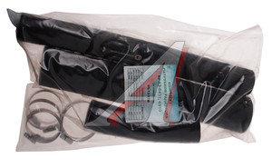 Патрубок КРАЗ-6437,6510 радиатора комплект 3шт. (с хомутами) ТК МЕХАНИК 217-13030*/, 05-13-97М