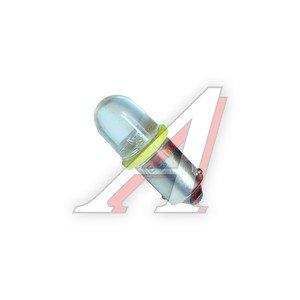 Лампа 24VхT4W (W2х4.6d) STANDARD 1 свет-д YELLOW MEGAPOWER M-30406Y-24V