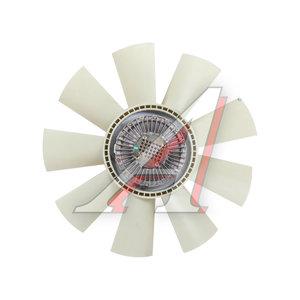 Вентилятор ЯМЗ-7511.10,658.10 (серия 710, крыл. 660мм) с вязкостной муфтой в сборе KORTEX 020003896, TR16443 9лоп.