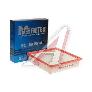 Фильтр воздушный салона VOLVO FH12 (210х210х47мм) MFILTER K954, LA148