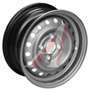 Диск колесный DAEWOO Nexia CHEVROLET Lanos R13 серебристый ASTERRO 52A49A 4х100 ЕТ49 D-56,5