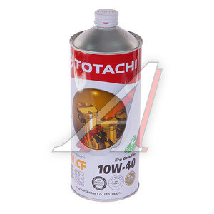 Масло моторное ECO GASOLINE п/синт.1л TOTACHI TOTACHI SAE10W-40