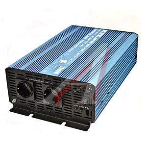 Преобразователь напряжения (инвертор) 12V-220V, 500Вт S-322000P