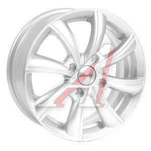 Диск колесный литой MITSUBISHI Lancer (-07) R15 Бриз БП КС-611 K&K 4х114,3 ЕТ46 D-67,1
