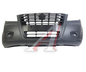 Бампер ГАЗель Next передний в сборе (ОАО ГАЗ) A21R23.2803012, А21R23-2803012