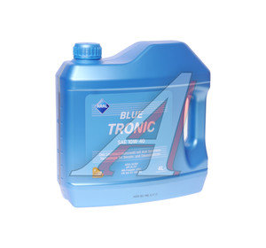 Масло моторное BLUE TRONIC п/синт.4л ARAL ARAL SAE10W40, 1022