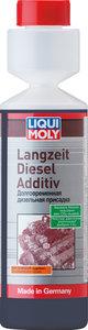 Присадка в дизельное топливо долговременная 250мл LIQUI MOLY LM 2355