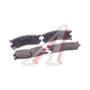 Колодки тормозные MAZDA 929 (91-) задние (4шт.) HSB HP8245, GDB3179, J0Y1-26-43Z