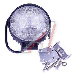 Фара PRO SPORT дополнительного освещения круглая узкий фокус светодиодная 24Вт,10-30V(124х136х48мм) RS-07557