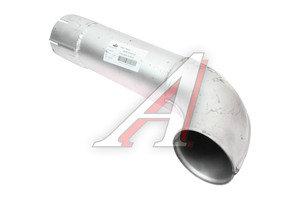 Труба выхлопная глушителя МАЗ-533608,630308 ОАО МАЗ 630308-1203075-030, 6303081203075030