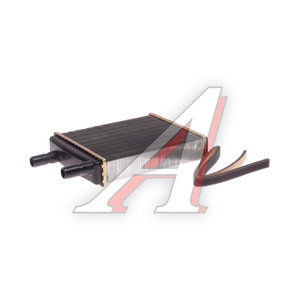 Радиатор отопителя ГАЗ-3302 алюминиевый D=21мм HERZOG 3302-8101060-01, HML-H145