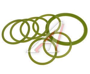 Ремкомплект КАМАЗ системы охлаждения силикон (3 поз./7 дет.) 740.1303018/99/172РК