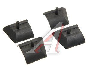Заглушка ВАЗ-2105 молдинга порога комплект 2105-5003036/37, 2105-5003036