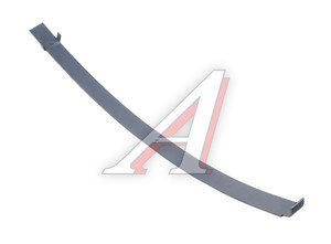 Лист рессоры ГАЗ-3302 передней №2 L=1525мм (с хомутом) (ОАО ГАЗ) 3302-2902051-01, 3302-2902051