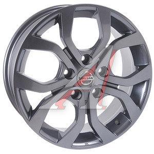 Диск колесный литой NISSAN Terrano (14-) R16 NS149 GM REPLICA 5х114,3 ЕТ50 D-66,1