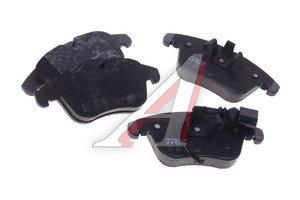 Колодки тормозные VW Tiguan AUDI Q3 передние (4шт.) TRW GDB1762, 5N0698151, 5N0698151A