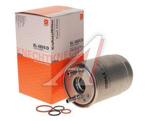 Фильтр топливный RENAULT Fluence (10-),Grans Scenic,Megane (08-) MAHLE KL485/5D, 164009384R