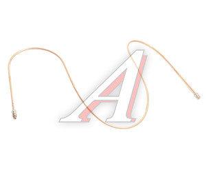 Трубка тормозная УРАЛ от тройника к заднему мосту в сборе L=1290мм/d=6мм (ОАО АЗ УРАЛ) 375-3506083-Б