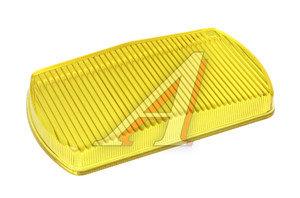 Стекло фары противотуманной желтое (ФГ152, ТН-105-01,-03) СТАРГЛАСС ФГ152А.3743204-01, ФГ152А 3743204-01 (желт)  Стекло фары  п/тум.