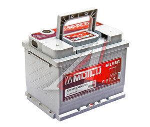 Аккумулятор MUTLU Calcium 55А/ч обратная полярность 6СТ55, 555 125 045, 55