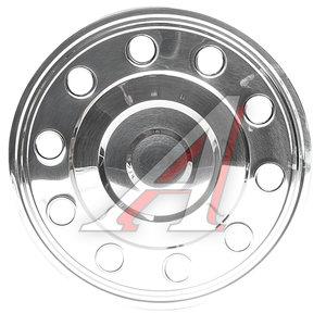 Колпак колеса 261 R16 задний нержавеющая сталь комплект 2шт. 261 R16,