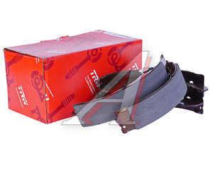 Колодки тормозные NISSAN Micra K12E RENAULT Clio (4шт.) TRW GS8470