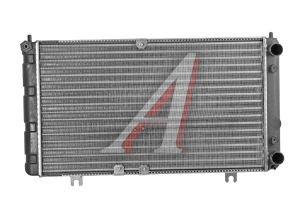 Радиатор ВАЗ-1118 алюминиевый ДААЗ 1118-1301012, 11180130101200