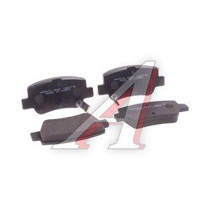 Колодки тормозные TOYOTA Avensis (09-) задние (4шт.) HSB HP9970, GDB4175, 04466-05041