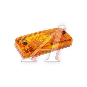 Фонарь габаритный (патрон прямоугольный) желтый VIGNAL 193020, 193020/5010306792